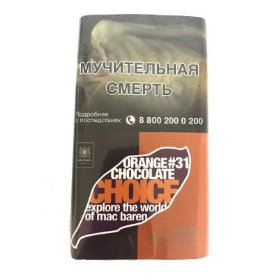Купить Табак сигаретный мак барен (MAC BAREN) апельсин с шоколадом 40 гр в Уфе в магазине Tabakos