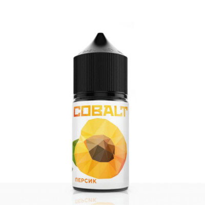 Купить ЖДЭС кобальт (cobalt) персик (50/50) 30 мл 18 мкг 2023 в Уфе в магазине Tabakos