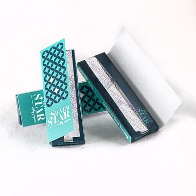 Купить Бумага сигаретная сильвер стар (silver star) зеленая 14гр/мм в Уфе в магазине Tabakos