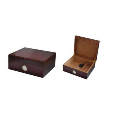Купить Хьюмидор на 20 сигар анжело (angelo) увлажнитель,гидрометр 92004 в Уфе в магазине Tabakos