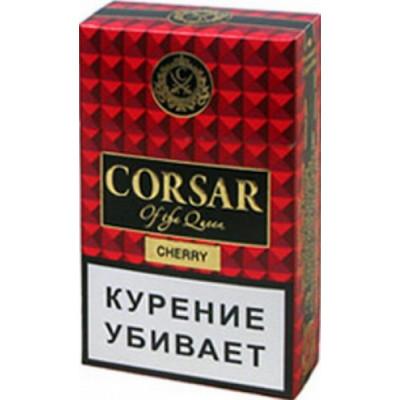 Купить Сигариллы корсар (Corsar) вишня 20 шт в Уфе в магазине Tabakos