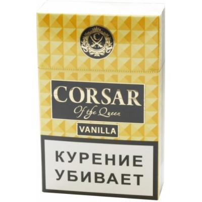 Купить Сигариллы корсар (Corsar) ваниль 20 шт в Уфе в магазине Tabakos