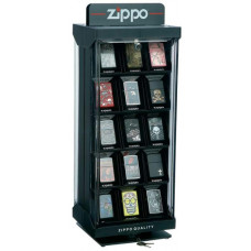 Витрина зиппо (Zippo)  на 15 зажигалок