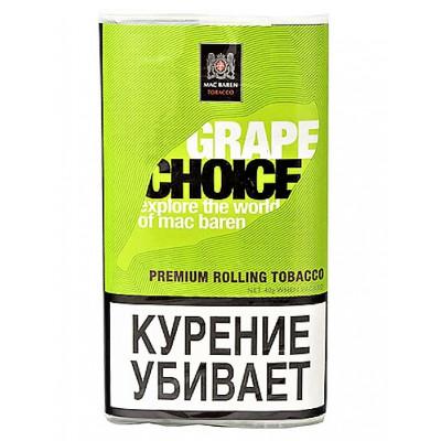 Табак сигаретный мак барен виноград