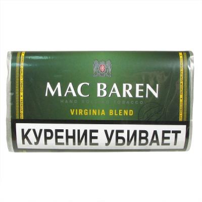 Табак сигаретный мак барен вирджиния бленд