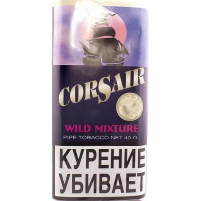 Купить Табак трубочный корсар (Corsar) дикая смесь 40 г в Уфе в магазине Tabakos