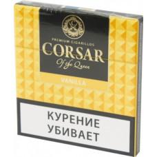 Сигариллы королевский корсар (Corsar of the Queen) ваниль 10 шт