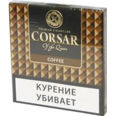 Сигариллы королевский корсар (Corsar of the Queen) кофе 10 шт