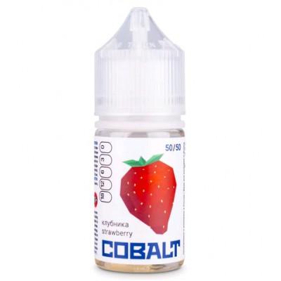 Купить ЖДЭС кобальт (cobalt) клубника (50/50) 30 мл 18 мкг в Уфе в магазине Tabakos