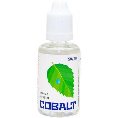 Купить ЖДЭС кобальт (cobalt) ментол (50/50) 30 мл 18 мкг в Уфе в магазине Tabakos