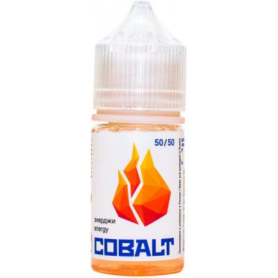 Купить ЖДЭС кобальт (cobalt) энерджи (50/50) 30 мл 18 мкг в Уфе в магазине Tabakos