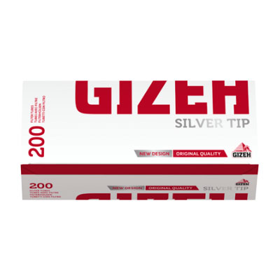 Купить Гильзы сигаретные гизех (gizeh) красный 200 шт в Уфе в магазине Tabakos
