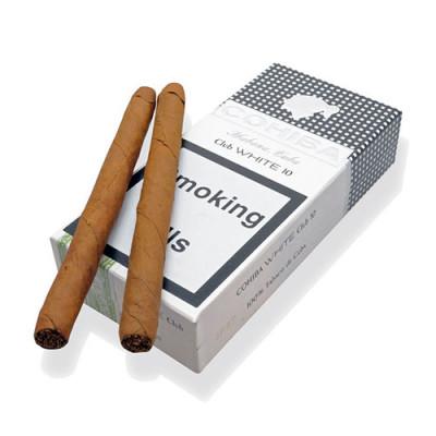 Купить Сигариллы коиба мини вайт 10 шт в Уфе в магазине Tabakos