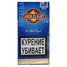 Сигариллы свечка (candlelight) суматра мини 10 шт