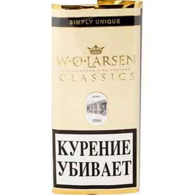 Табак трубочный ларсен уникальный (черный) 50г