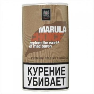 Купить Табак сигаретный мак барен (MAC BAREN) марула 40 гр в Уфе в магазине Tabakos