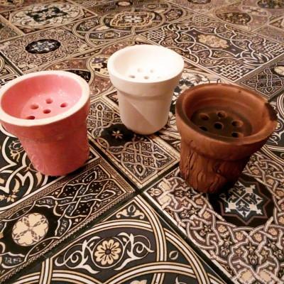 Купить Чаша кальянная каспер молоко в Уфе в магазине Tabakos