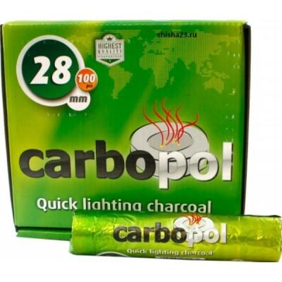 Купить Уголь карбопол 28 мм Carbopol в Уфе в магазине Tabakos
