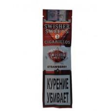 Сигариллы свишер (Swisher) сладость клубники 2 шт