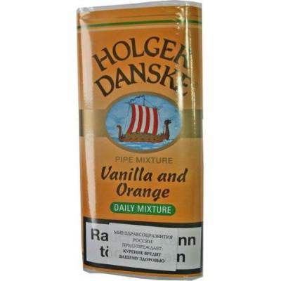 Купить Табак трубочный холджер данск (Holger Danske) ванилла и апельсин 40 гр в Уфе в магазине Tabakos