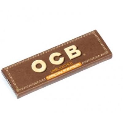 Купить Бумага сигаретная ОКБ неотбеленная (ocb) в Уфе в магазине Tabakos
