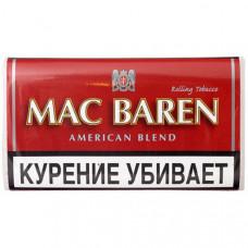 Табак сигаретный мак барен (MAC BAREN) американ бленд 40 гр