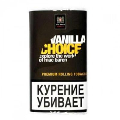 Табак сигаретный мак барен ваниль