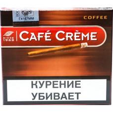 Сигариллы кафе крим (cafe creme) кофе 10 шт