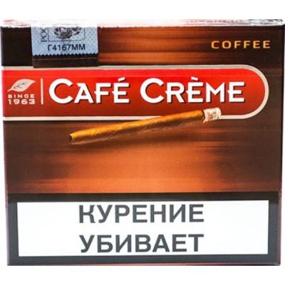 Сигариллы кафе крим кофе 10 шт