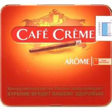 Сигариллы кафе крим (cafe creme) арома ж/б