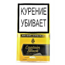 Табак сигаретный капитан блек (Captain Black) яркая вирджиния 30 г
