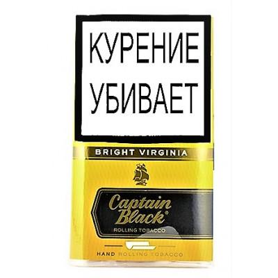 Табак сигаретный капитан блек яркая вирджиния