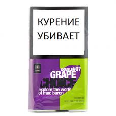 Табак сигаретный мак барен (MAC BAREN) двойной виноград 40 г