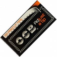 Бумага ОСБ (ocb) премиум заготовка для фильтра типс 25 мм