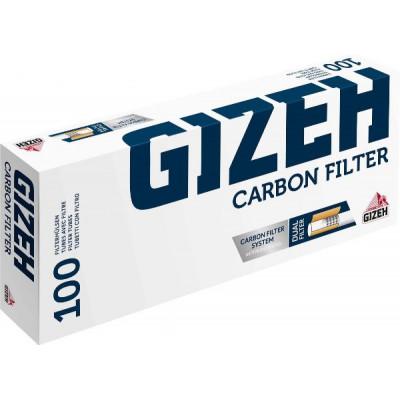Купить Гильзы сигаретные гизех (gizeh) фильтр угольный в Уфе в магазине Tabakos
