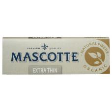 Бумага сигаретная маскот (mascotte) экстра тин органик 14 г/м