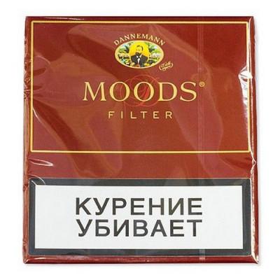 Купить Сигариллы мудс (Moods) с фильтром 20 шт в Уфе в магазине Tabakos