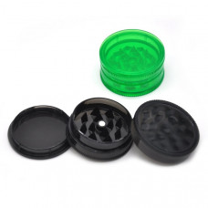 Измельчитель для табака пластик 49 мм 340260/340780