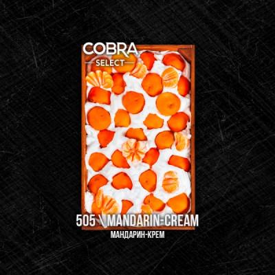 Купить БКС кобра (cobra) мандарин крем №3-505 50 гр в Уфе в магазине Tabakos