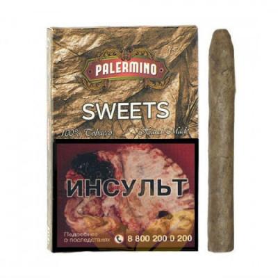 Купить Сигариллы палермино (palermino) свитс 5 шт в Уфе в магазине Tabakos