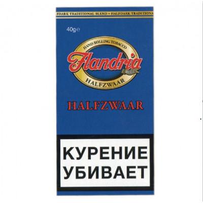 Купить Табак сигаретный фландрия хальфцвар 40 гр (flandria) в Уфе в магазине Tabakos