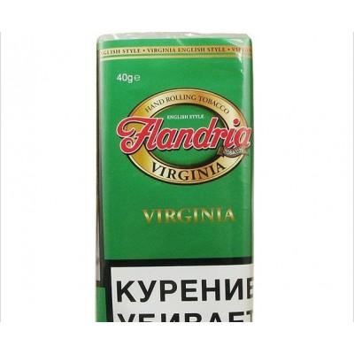 Купить Табак сигаретный вирджиния саваж 40 гр (flandria) в Уфе в магазине Tabakos