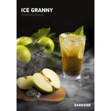 Табак кальянный дарксайд (Darkside core) ледяная бабуля (ice granny) 30 г