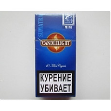 Сигариллы свечка (candlelight) суматра 10 шт