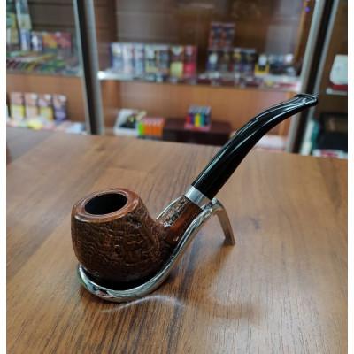 Купить Трубка баронтини (Barontini) павия 03 пескоструйная обработка в Уфе в магазине Tabakos