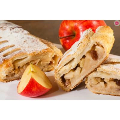 Купить Табак кальянный вирджиния яблочный штрудель (virginia) 50 гр в Уфе в магазине Tabakos