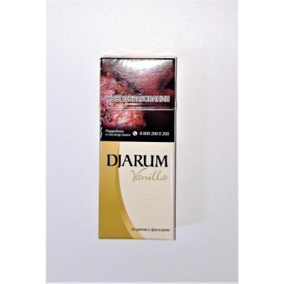 Купить Кретек джарум (djarum) блек ваниль в Уфе в магазине Tabakos