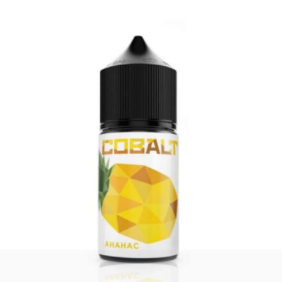 Купить ЖДЭС кобальт (cobalt) ананас (50/50) 30 мл 18 мкг 2023 в Уфе в магазине Tabakos