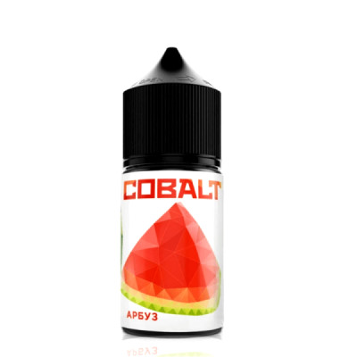 Купить ЖДЭС кобальт (cobalt) арбуз (50/50) 30 мл 18 мкг 2023 в Уфе в магазине Tabakos