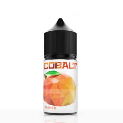 Купить ЖДЭС кобальт (cobalt) манго (50/50) 30 мл 18 мкг 2023 в Уфе в магазине Tabakos